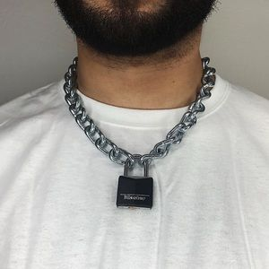 Jewelry - Custom Chain w/ padlock (UNISEX)